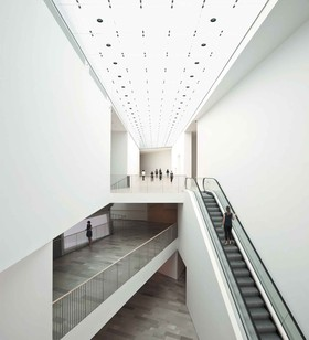 Geometry('s) Rules: Preston Scott Cohen's Tel Aviv Museum
