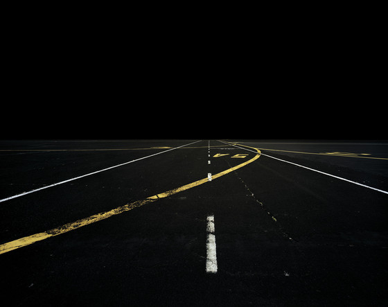 Edgar Martins, Untitled (Santa Maria Airport), from the series When Light Casts No Shadow, 2008. © Edgar Martins