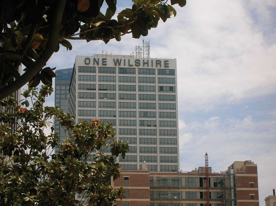 One Wilshire, Los Angeles, 2008. Photo Frederick Dennstedt