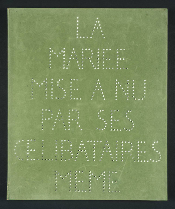 Marcel Duchamp, The Bride Stripped Bare by her Bachelors Even (The Green Box), 1934.