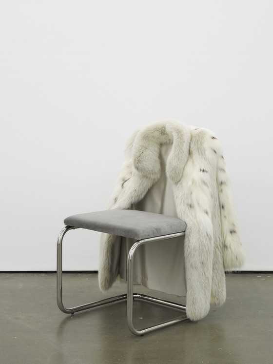 Nicole Wermers, Untitled Chair – CBM-0, 2015.