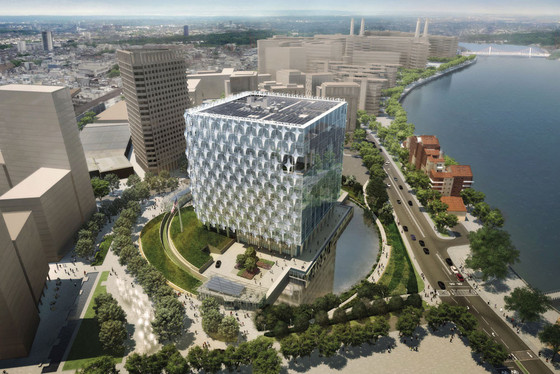 Fortress London: The New US Embassy and the Rise of Counter-Terror Urbanism