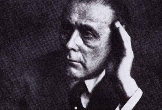 Portrait of Adolf Loos, date unknown.
