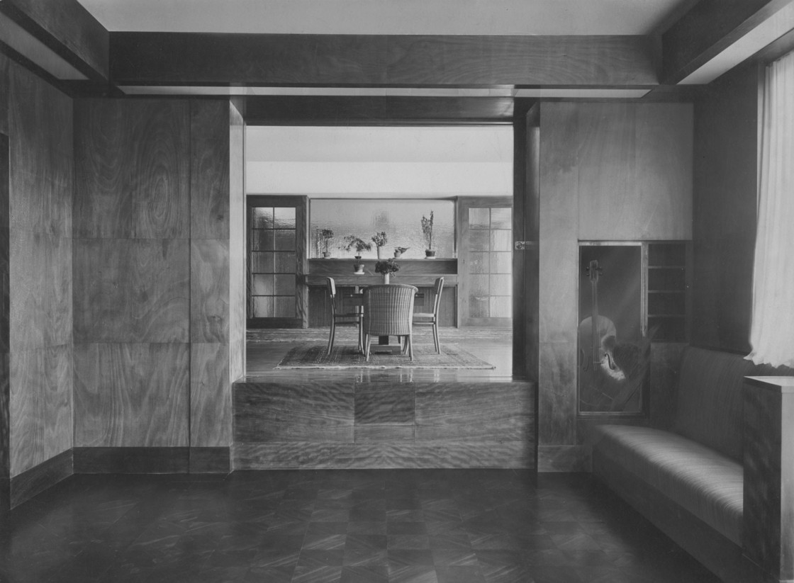 Harvard Design Magazine Tuning Into The Void Aurality Of Adolf Loos S Architecture