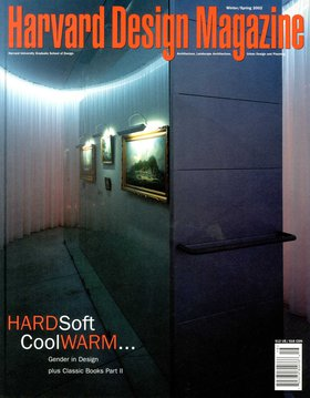 No. 16, S/S 2002 HARDSoft CoolWARM… Gender in Design, plus Classic Books Part II