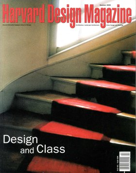 No. 11, Summer 2000 Design and Class